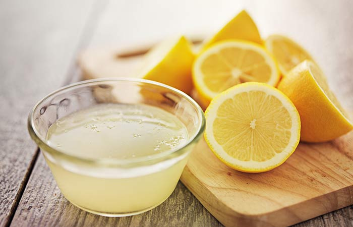 5. Lemon And Green Tea Face Pack For Oily Skin